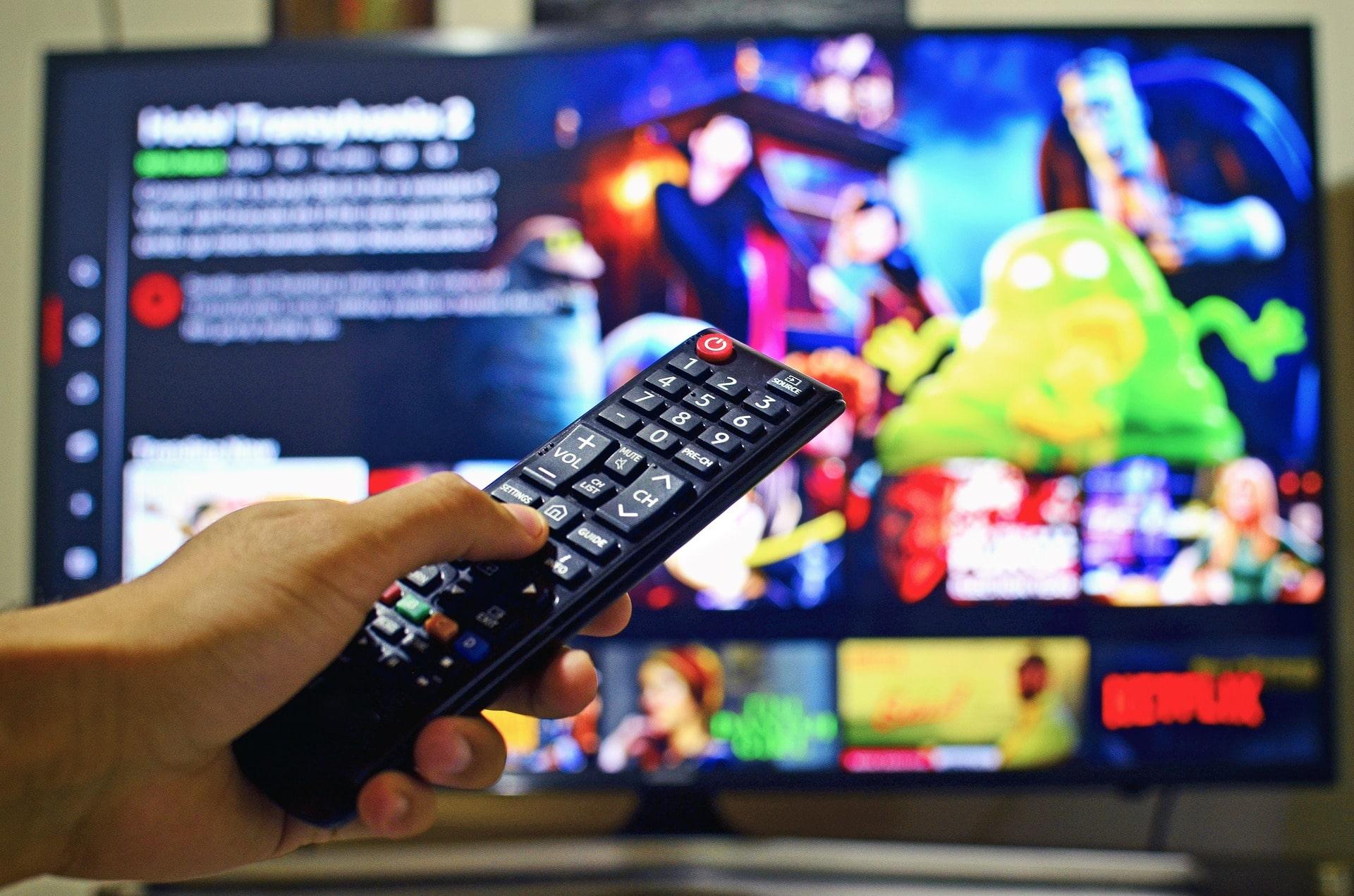 internet i tv